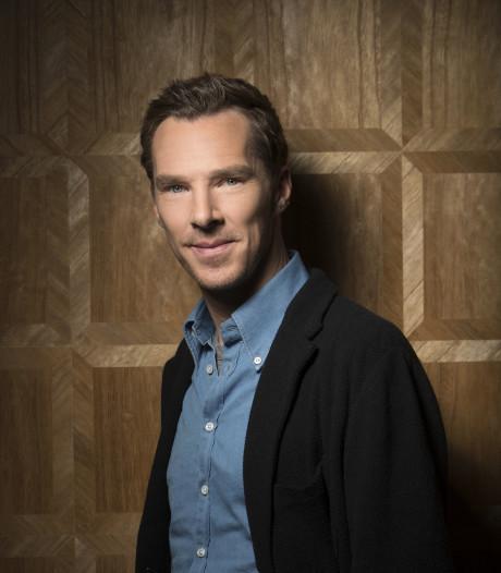 Benedict Cumberbatch: Ook The Grinch is een eenling