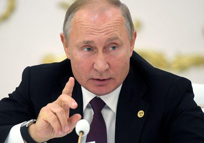 De Russische president Vladimir Poetin vreest dat de Turkse invasie in het noordoosten van Syrië zal leiden tot een heropleving van de terreurgroep IS in de hele regio.