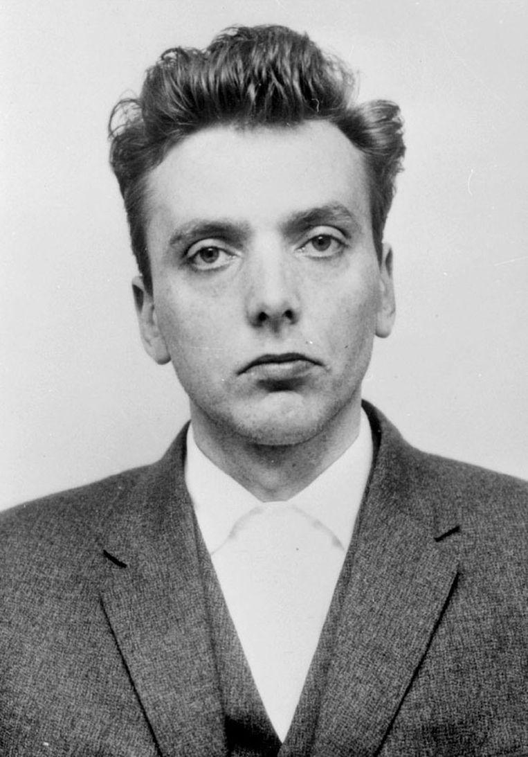 Moordenaar Ian Brady.