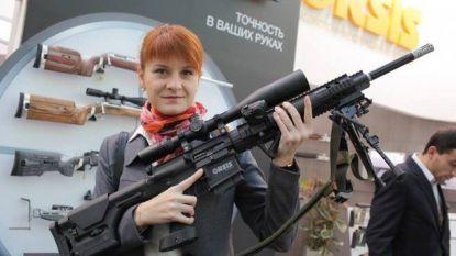 Vermeende Russische spionne in VS opgepakt