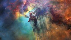 """""""Een woeste sterrencrèche vol geboorte en vernietiging"""": NASA viert jarige Hubble met verbluffende beelden van Lagoon Nebula"""