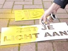 Fietser zonder licht werd nog gezocht voor bijna 20 strafzaken
