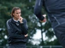 Cluzona-coach Van der Sloot 'bijzonder trots' op zijn ploeg