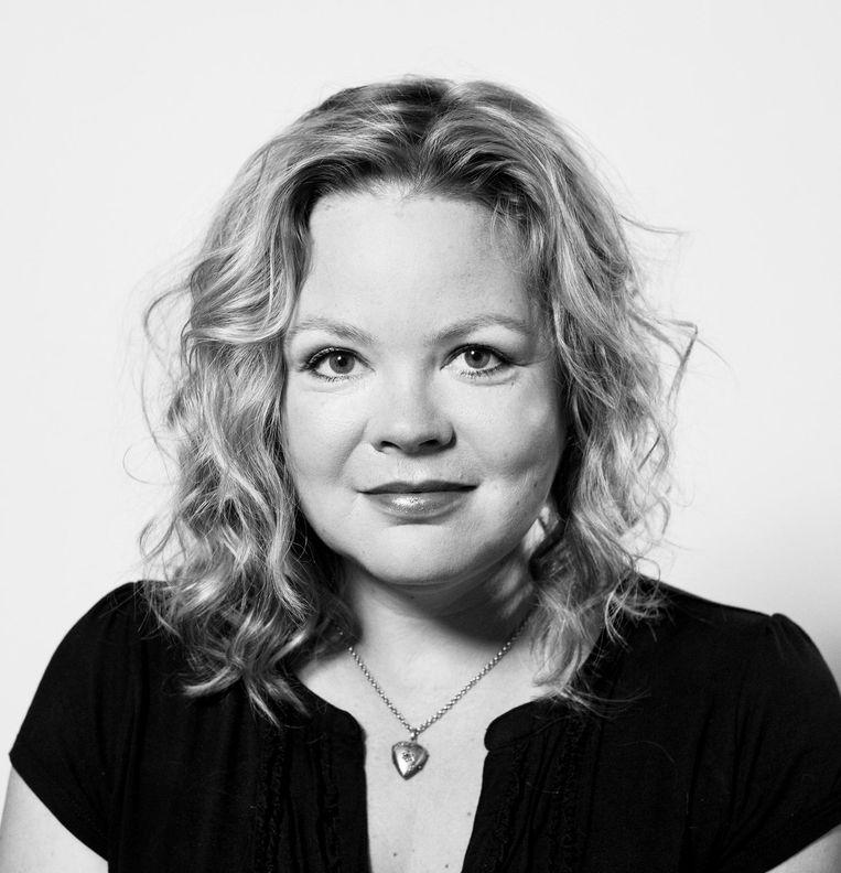 Sylvia Witteman. Beeld Lukas Göbel