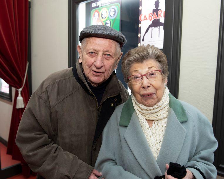 Ray Verhaeghe en Annie Geeraerts