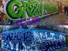 Buffalo-sfeergroepen veroveren Graffitistraatje