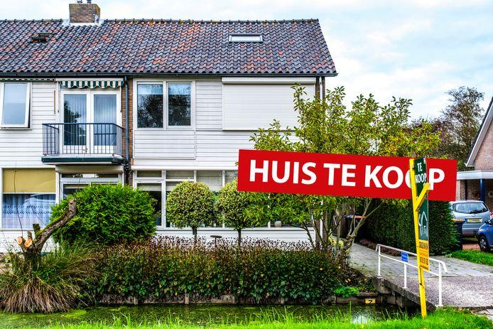 Te koop: Oude Nieuwveenseweg 32 in Nieuwveen.