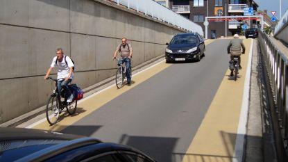 Gemeente wil fietsstraat invoeren in spoorwegtunnel