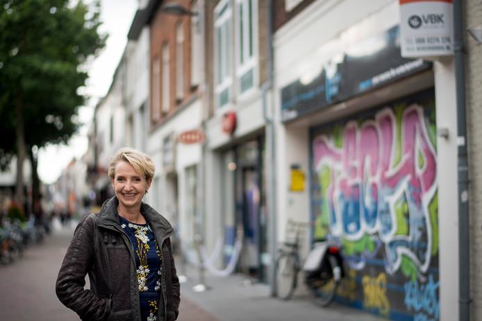 Stadsmakelaar/locatieadviseur Jorine de Soet.