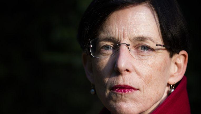Laura van Geest, directeur Centraal Planbureau. Ze eindigde op de elfde plaats, wat haar de meest invloedrijke vrouw in Nederland maakt. Beeld anp