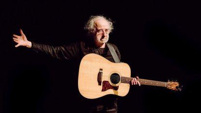 Jan De Wilde viert 75ste verjaardag in Nieuwhuys