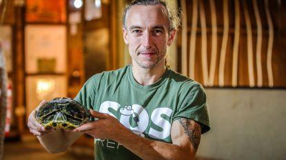 """SOS Reptiel in financiële problemen door lockdown: """"Geen inkomsten meer, en dat in volle verbouwing"""""""