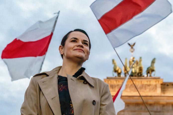Svetlana Tikhanovskaïa