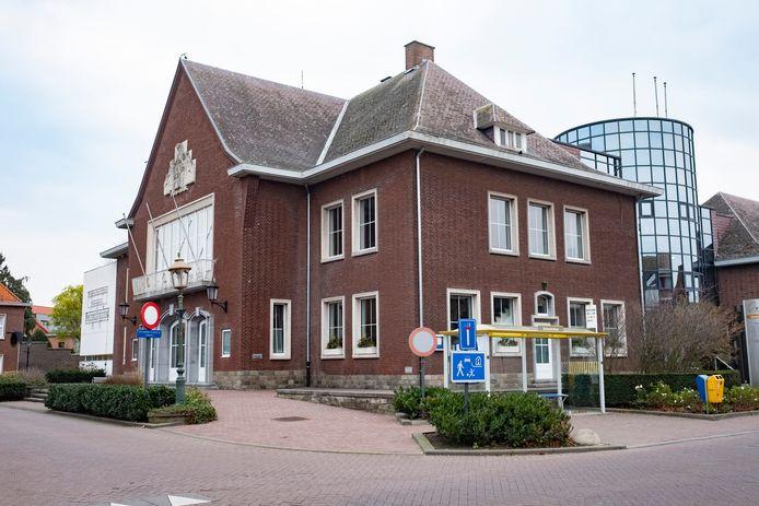 Illustratie - gemeentehuis Essen
