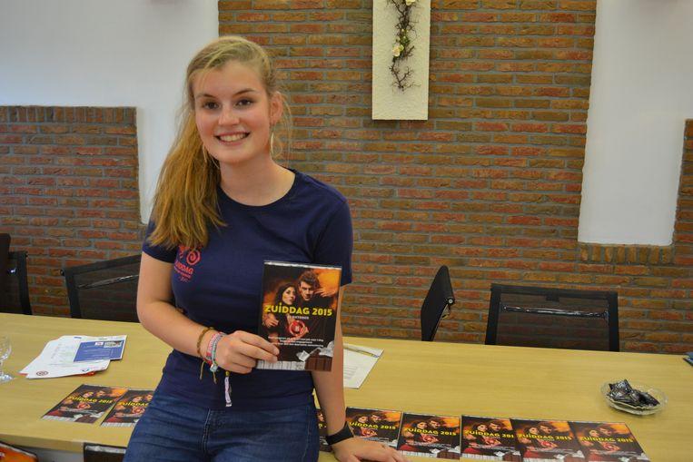 Marie Van Espen.