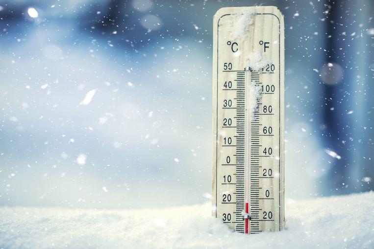 IJskoude volgende nacht op komst: tot -7 graden.