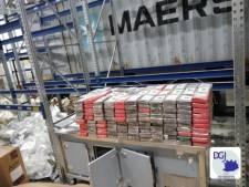 1,7 tonne de cocaïne interceptée dans un entrepôt à Aartselaar