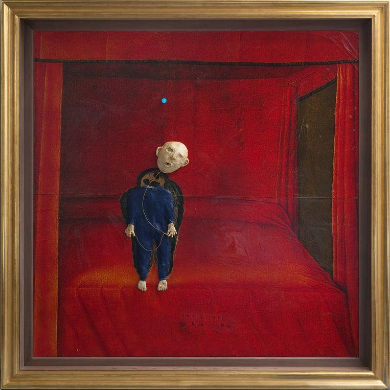 David Lynch, Small Boy In His Room, 2009 Beeld Marek Lieberberg