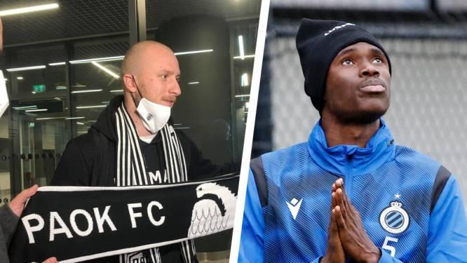 Club Brugge breekt contract van goudhaantje Kossounou open, Krmencik naar PAOK