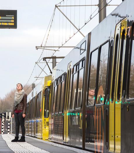 Dit weekend geen trams tussen Utrecht en Nieuwegein door werkzaamheden