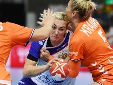 LIVE | Handbalkraker tussen Oranje en Rusland gaat gelijk op
