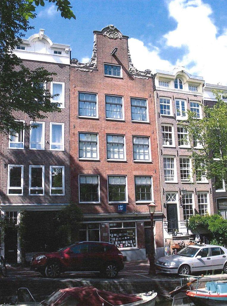 Bloemgracht 124. Beeld Stadsdeel Centrum