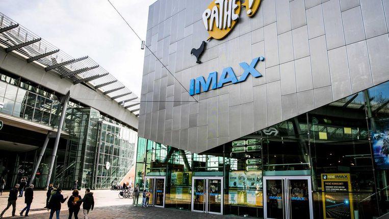 Exterieur van bioscoop Pathé Arena. Beeld ANP