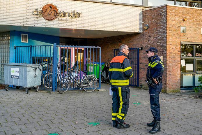 Basisschool Oosterhout ontruimd na melding gaslek