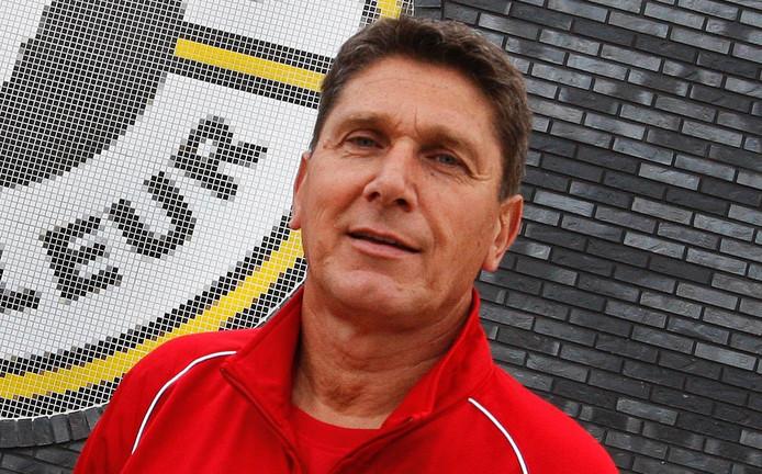 Zwaluwe-trainer Jack Beusenberg.