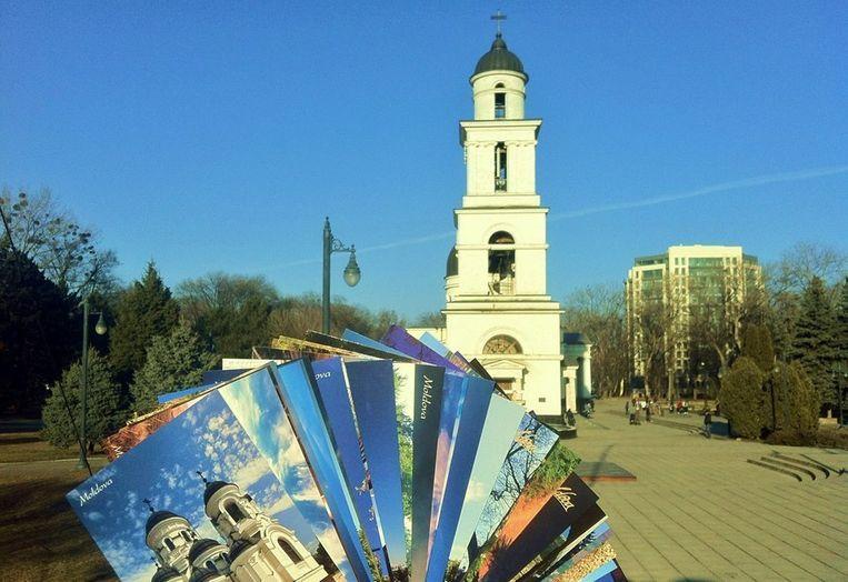 Chisinau in Moldavië