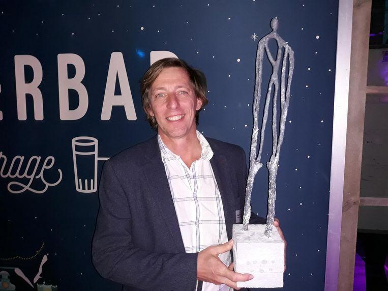 Charles Leclef van brouwerij Het Anker werd uitgeroepen tot Mechelaar van het jaar.