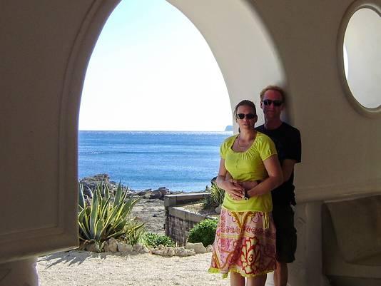Janette van Egten en Marc Stronks.