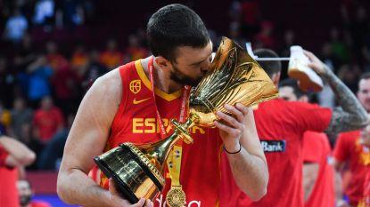 Spanje pakt wereldtitel