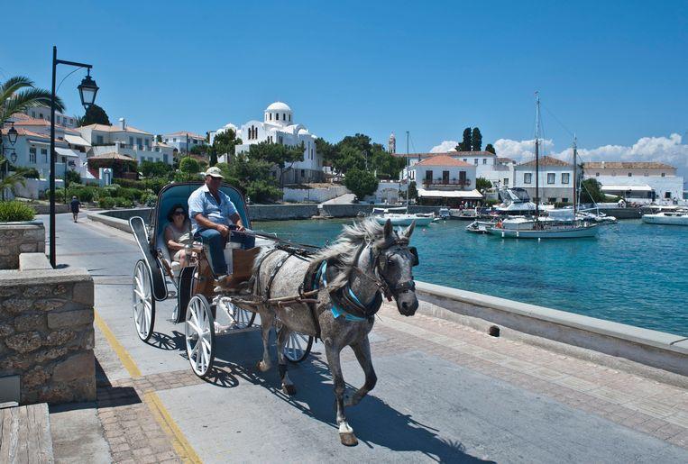Wat de topbestemmingen betreft, staat Griekenland bij TUI met stip voor komende zomer bovenaan.