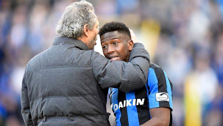 Viert Abdoulay Diaby morgen zijn rentree bij Club Brugge?