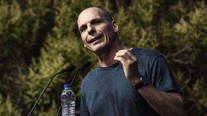 Grieks ex-minister Varoufakis dient klacht in tegen Franse agent na incident op luchthaven