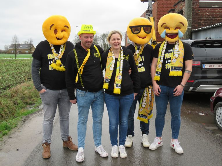 Frederik, Fredje 1, Vancauwenberghe, en roosje Stefanie Debaene willen bewijzen dat een campagne geen fortuin moet kosten.