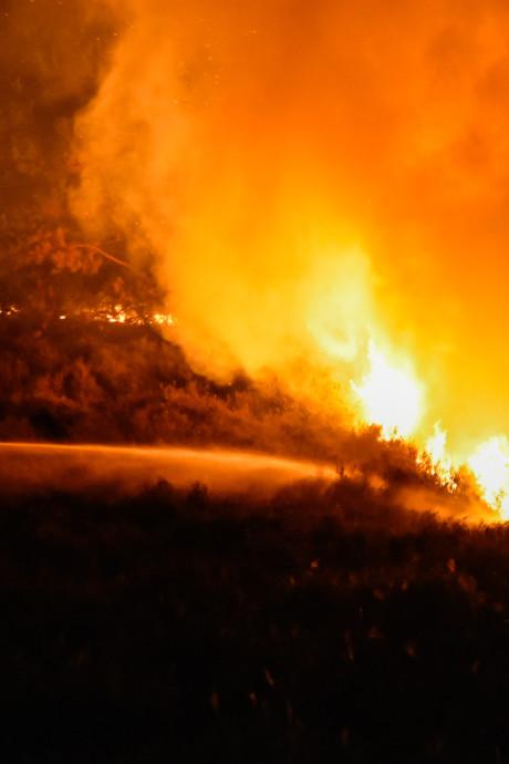 Hoog risico op natuurbranden: zo reageert de brandweer
