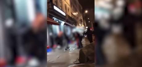 """Une énorme bagarre éclate dans le centre de Bruxelles: """"Nous vivons dans l'insécurité"""""""