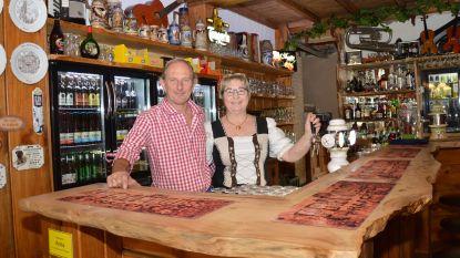 Uitbaters 'De Wettel' bouwen café na 25 jaar volledig om tot Oostenrijkse bierstube