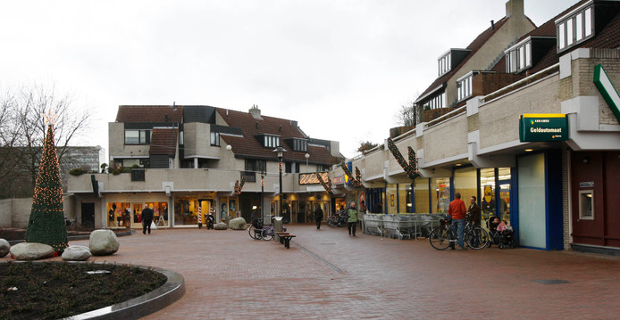 Winkelcentrum Bellestein.