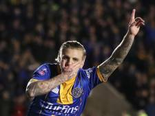 'Joker' Jason Cummings de held van Shrewsbury Town tegen Liverpool
