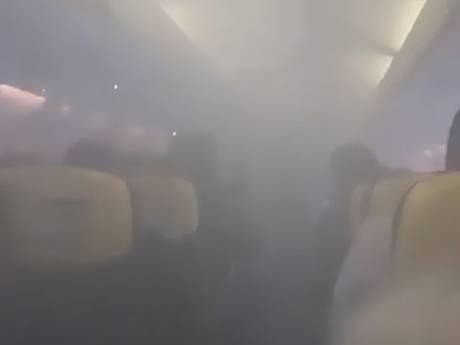 """Panique à bord d'un vol Ryanair: """"J'ai eu vraiment peur"""""""