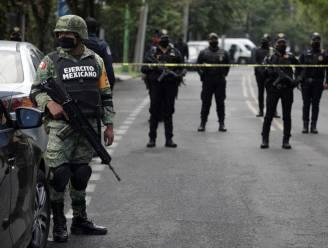 Veertien lijken op straat in Mexico