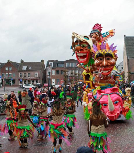 'Radicale wijziging' in prijsuitreiking Grote Optocht in Etten-Leur