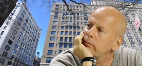 Bruce Willis krijgt 14 miljoen euro voor riant appartement in hartje New York
