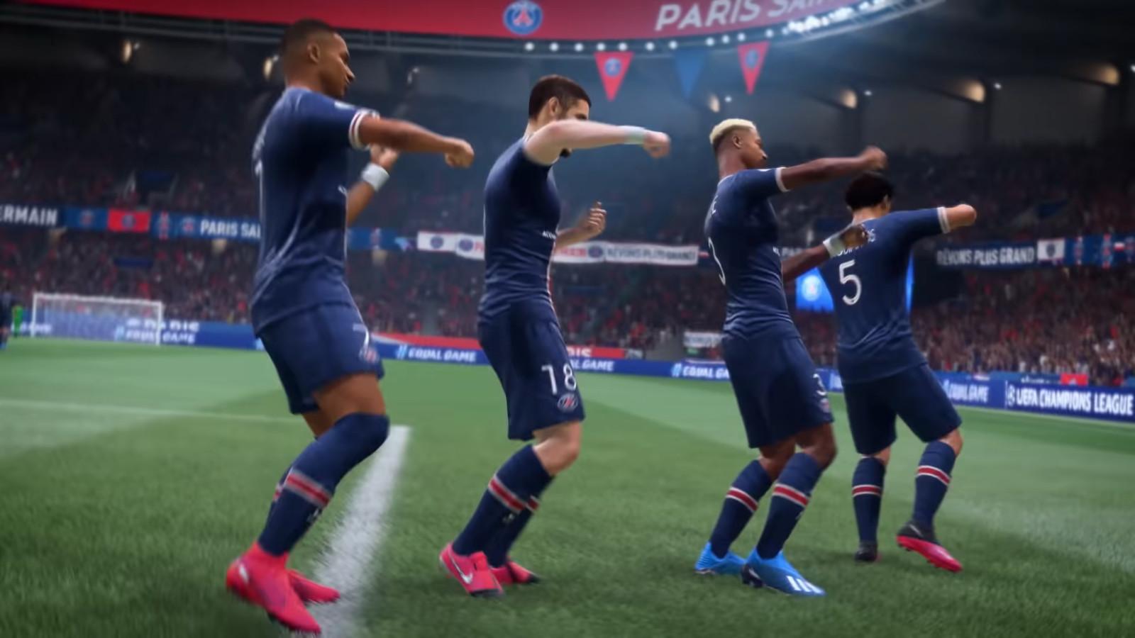 FIFA 21 komt bijna uit, maar spelers kunnen nu al aan de slag met de FIFA Web App.