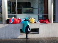 Opvang daklozen in vier grote steden onder de maat