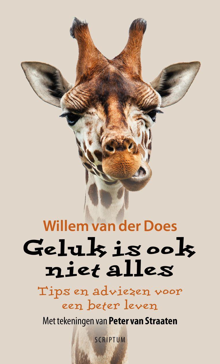 Willem van der Does:Geluk is ookniet alles  Scriptum, € 17,50 Beeld rv
