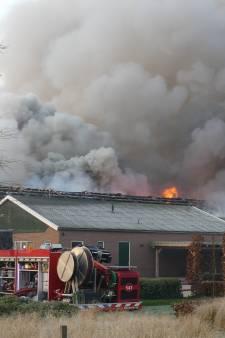 'Barneveld voorop in strijd tegen stalbranden'